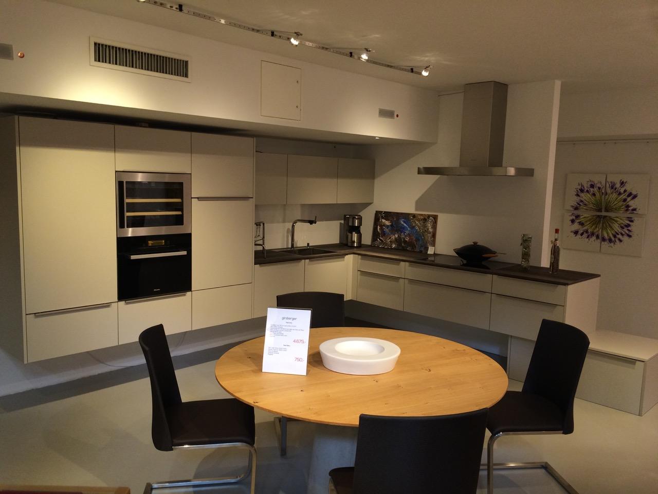 Küchenausstellung von Wagner Küchen